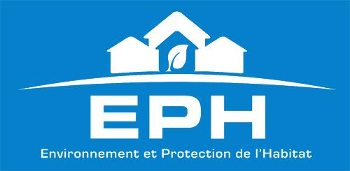 Logo de la société EPH